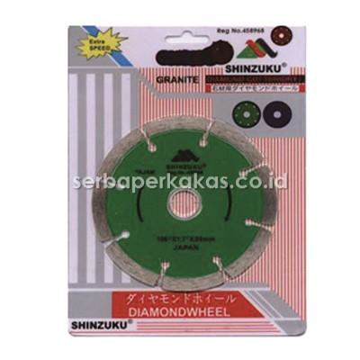 Pisau Potong Granit Shinzuku Green Dry Extra Speed